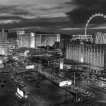 Las Vegas Strip Dusk — Stock Photo #77501614