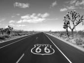 Route 66 Mojave Desert — Stock Photo