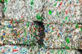 Plastic Recycling — Stock Photo