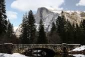 Half Dome, Yosemite — Stock Photo