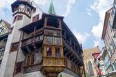 Historical Maison Pfister in Colmar, France  — Stock Photo