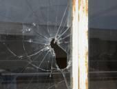 ガラスの破片 — ストック写真