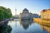 Museum Island in Berlin, Germany — Stock Photo