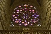 Kirchenfenster — Stockfoto
