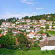 Ohrid town in Macedonia — Stock Photo #58761187