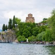 Church of St. John at Kaneo - Ohrid, Macedonia — Stock Photo #58761399