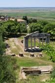 Ruins of ancient Apollonia, Albania — Stock Photo