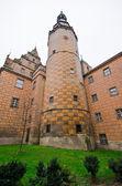 Castle of Olesnica Dukes - Olesnica, Poland — Stock Photo