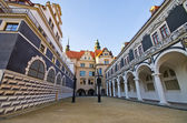 Old palace in Dresden, Germany — Stock Photo