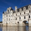 Castle of Chenonceaux, Indre-et-Loire, Centre, France — Stock Photo #57069757