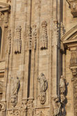 Cathedral of Milan, Lombardy, Italy — Foto Stock
