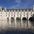 Castle of Chenonceaux, Indre-et-Loire, Centre, France — Stock Photo #57082993