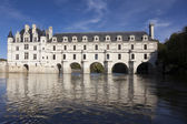 Castle of Chenonceaux, Indre-et-Loire, Centre, France — Stock Photo