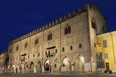Ducale palace, Mantova, Lombardy, Italy — Foto Stock