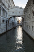 Bridge of sighs, Venice, Veneto, Italy — Stock Photo