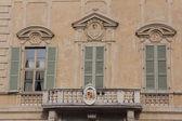 Castiglioni palace, Sordello square, Mantova, Lombardy, Italy — Foto Stock
