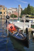 Gondola, Venice, Veneto, Italy — Stock Photo