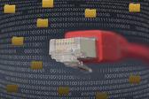 Network conexion — Stock Photo
