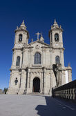 Sanctuary of Sameiro, Braga, Nord, Portugal — Stock Photo