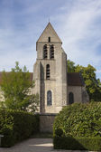 Church of Chamarande, Essonne, France — Stock Photo