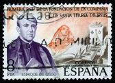 Portrait of Enrique de Osso y Cervello — Stock Photo