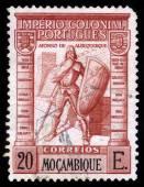 Alfonso de Albuquerque, portuguese general — Stock Photo