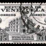 Постер, плакат: Main Post Office Caracas