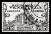 Main Post Office, Caracas — Stock Photo
