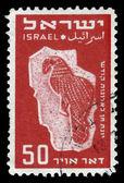 Dove from Torah-shrines — Stock Photo