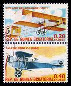 Aviones retro — Foto de Stock