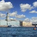 Kunstkammer museum in Saint Petersburg, Russia — Stock Photo #57784991