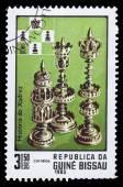 History of Chess — Stock Photo