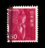 Kannon - Goddess of Mercy in Japanese mythology — Stock Photo