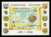 Christopher Columbus, first voyage — Photo