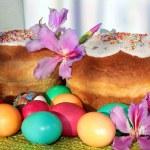 Easter still life — Stock Photo #66539189