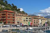 Waterfront in the port de Nice — Stockfoto