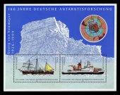 100 years german antarctic science — Stock Photo