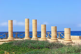 Caesarea Maritima national park, Israel — Stock Photo