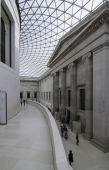 British Museum, London — Stock Photo