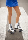 Sports rollers — Stock Photo