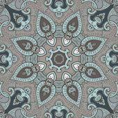 Mandala, decorative pattern. — Stock Vector