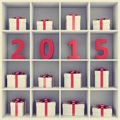 Happy New Year concept — Stock Photo