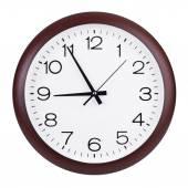 Five to nine o'clock — Stock Photo