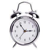 Five minutes to three on a alarm clock — Stock Photo