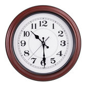 Half past ten on the clock — Stock Photo