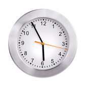 Five to six hours — Stock Photo