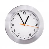 Five o'clock — Stock Photo