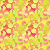 Abstracte naadloze patroon — Stockvector
