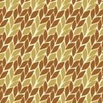 Season leaves seamless pattern — Stock Vector #66904757