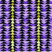 Navajo aztec textile inspiration seamless pattern. Native americ — Stock Vector